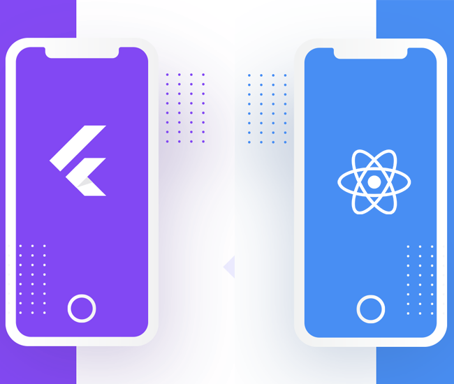 ReactNative vs. Flutter