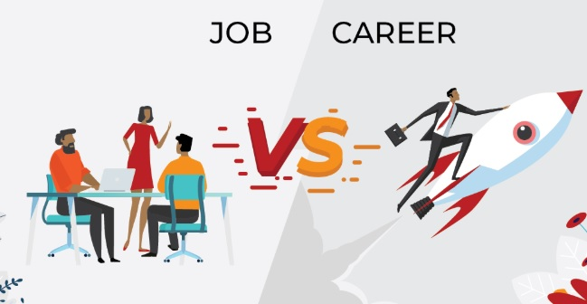 Do you have a Job or a Career?