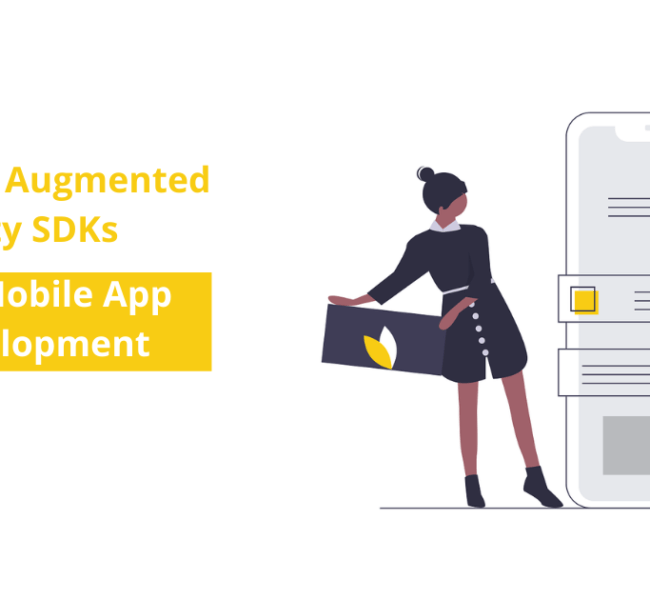 Top-5 Augmented Reality SDKs for Mobile App Development